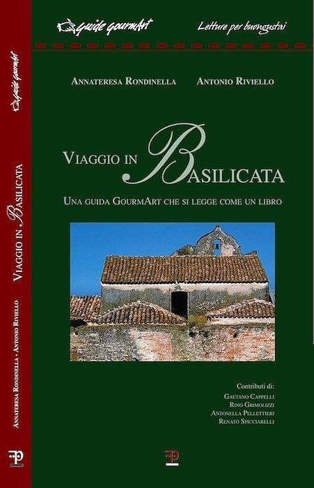 """Copertina libro """"Viaggio in Basilicata"""""""